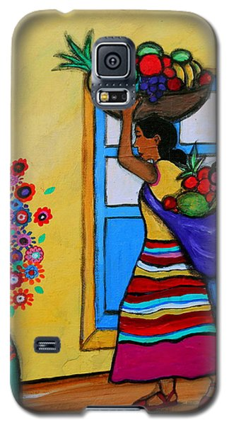 Mexican Street Vendor Galaxy S5 Case
