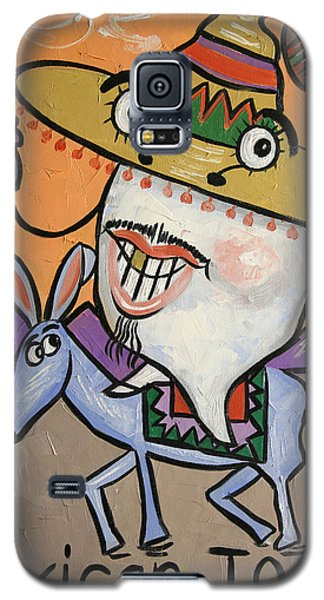 Mexican Tooth Galaxy S5 Case