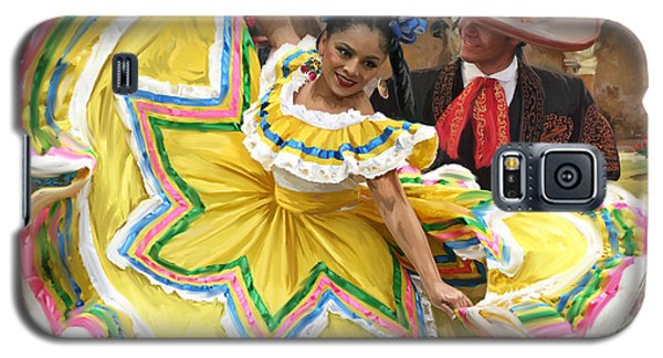 Mexicanhatdance Galaxy S5 Case