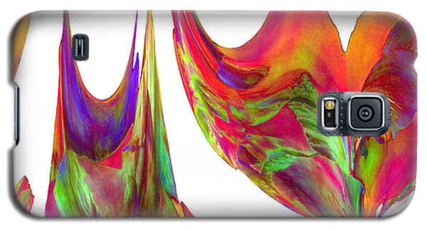 Mexico Hibiscus Series 1 Galaxy S5 Case