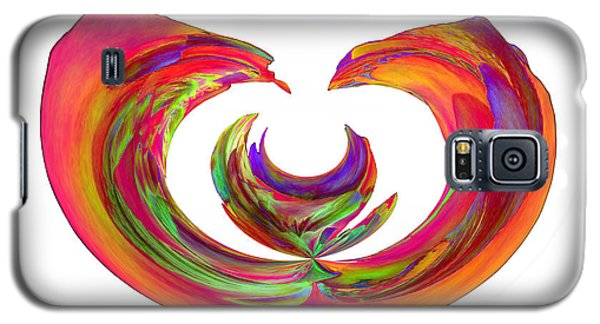 Mexico Hibiscus Series 4 Galaxy S5 Case