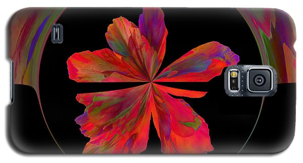 Mexico Hibiscus Series 6 Galaxy S5 Case