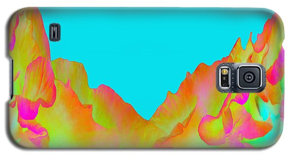 Mexico Hibiscus Series 8 Galaxy S5 Case