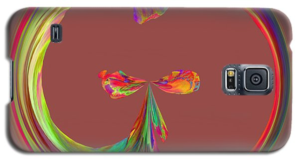 Mexico Hibiscus Series 9 Galaxy S5 Case