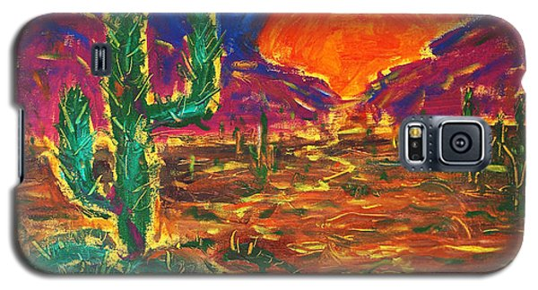 Mexico Impression IIi Galaxy S5 Case