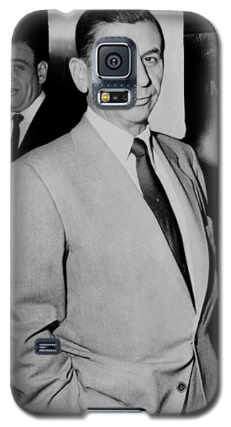 Meyer Lansky - The Mob's Accountant 1957 Galaxy S5 Case