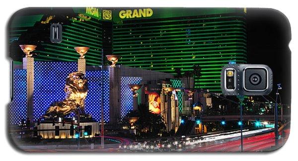 Mgm Grand Hotel And Casino Galaxy S5 Case