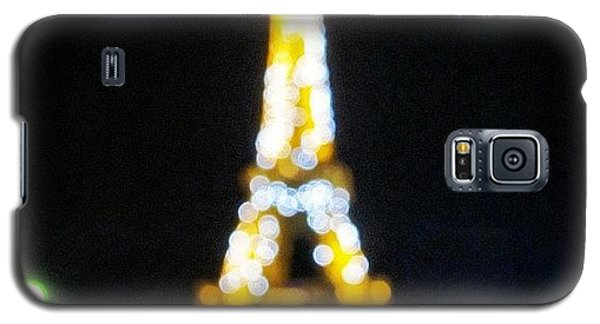 Light Galaxy S5 Case - #mgmarts #paris #france #europe #eiffel by Marianna Mills