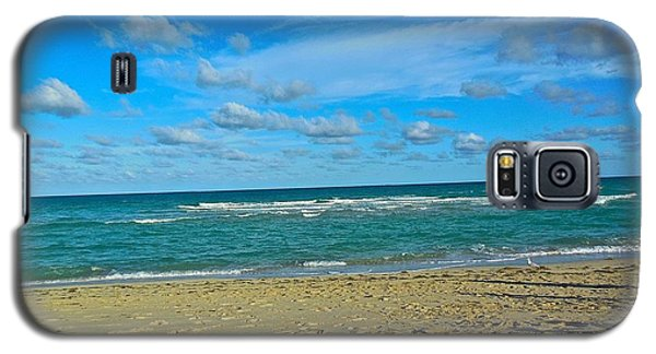 Miami Beach Galaxy S5 Case