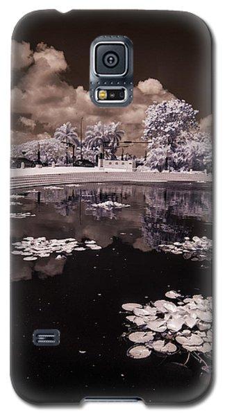 Miami Beach Lake Galaxy S5 Case