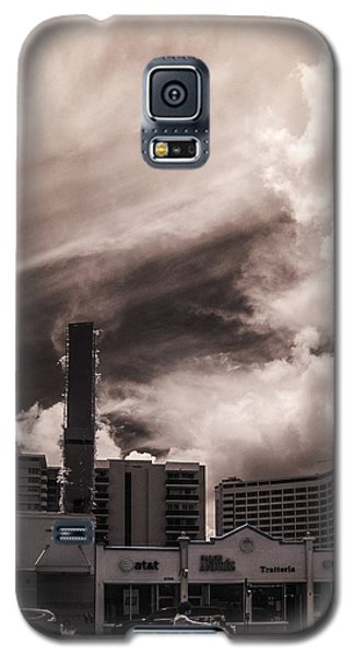 Miami Beach Sky Galaxy S5 Case