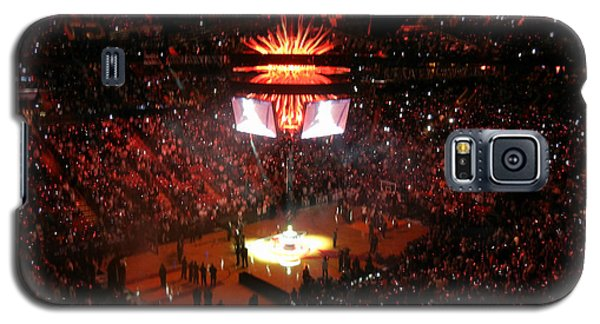 Galaxy S5 Case featuring the photograph Miami Heat  by J Anthony