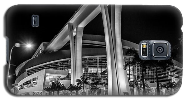 Miami Marlins Park Stadium Galaxy S5 Case