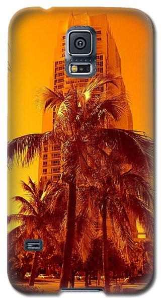 Miami South Pointe Iv Galaxy S5 Case