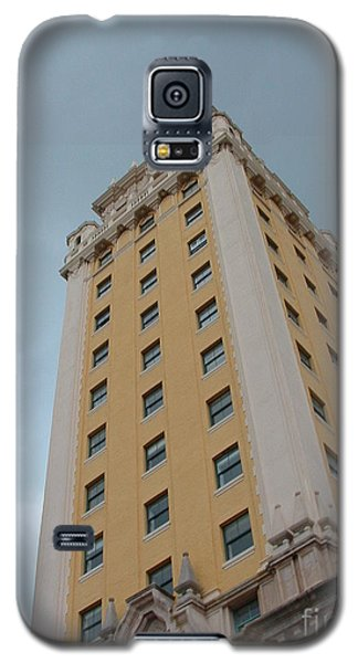Miami Tall Galaxy S5 Case