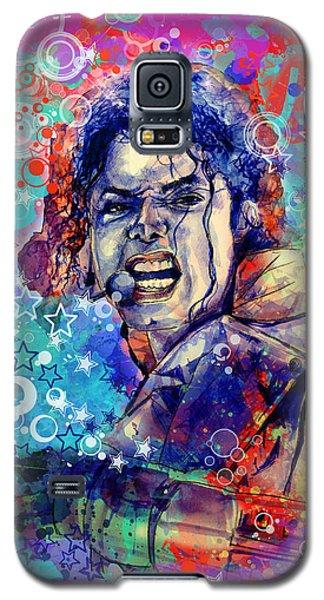 Michael Jackson 11 Galaxy S5 Case