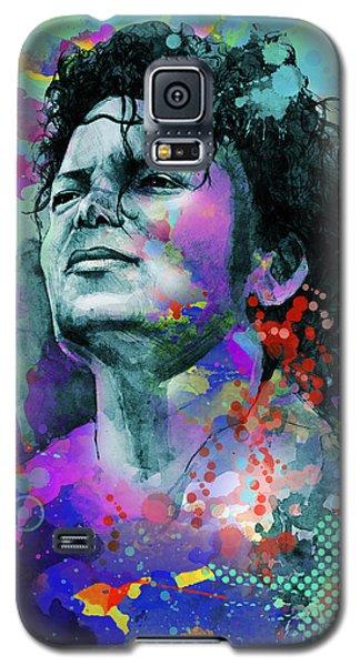 Michael Jackson 12 Galaxy S5 Case
