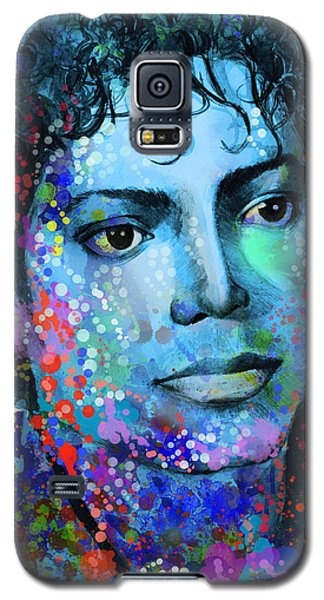 Michael Jackson 14 Galaxy S5 Case