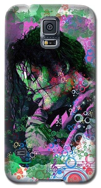 Michael Jackson 16 Galaxy S5 Case