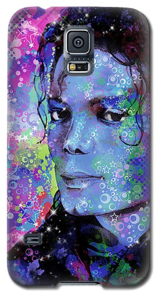 Michael Jackson 17 Galaxy S5 Case