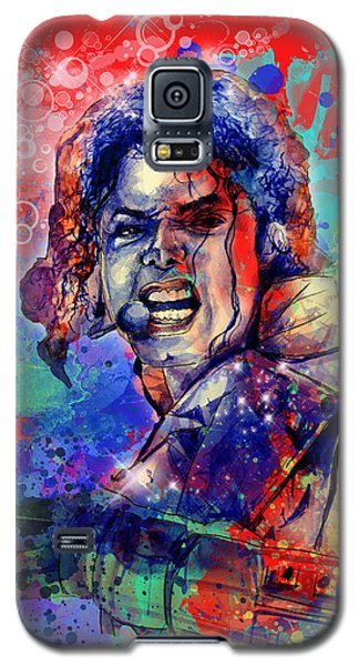 Michael Jackson 8 Galaxy S5 Case
