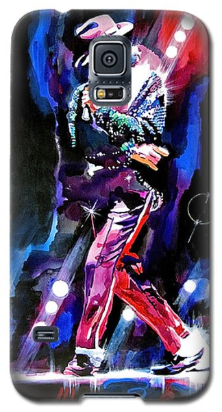 Michael Jackson Moves Galaxy S5 Case by David Lloyd Glover