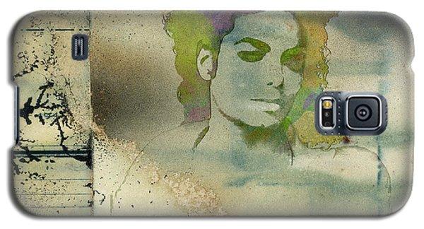 Michael Jackson Silhouette Galaxy S5 Case