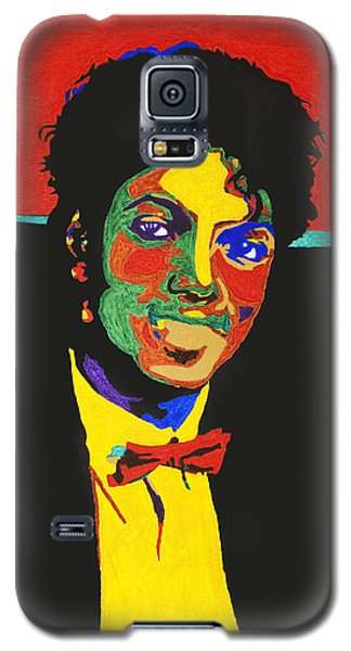Michael Jackson Galaxy S5 Case by Stormm Bradshaw