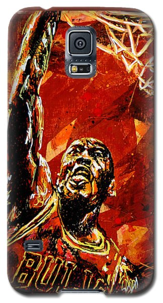 Michael Jordan Galaxy S5 Case