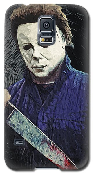 Michael Myers  Galaxy S5 Case