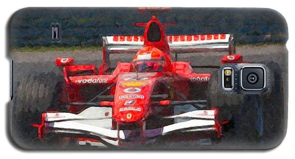 Michael Schumacher Canadian Grand Prix I Galaxy S5 Case