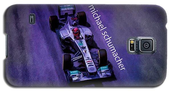Michael Schumacher Galaxy S5 Case by Marvin Spates