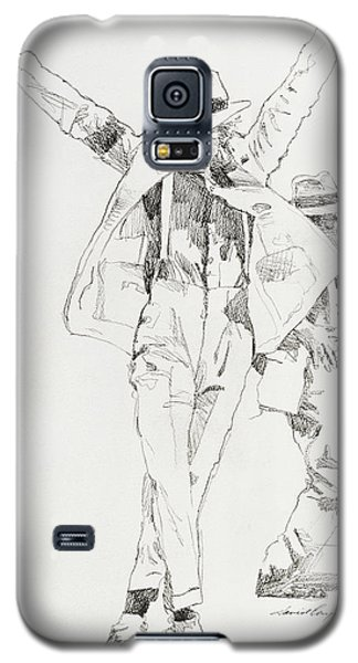 Michael Smooth Criminal Galaxy S5 Case