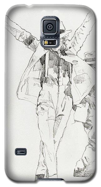 Michael Smooth Criminal Galaxy S5 Case