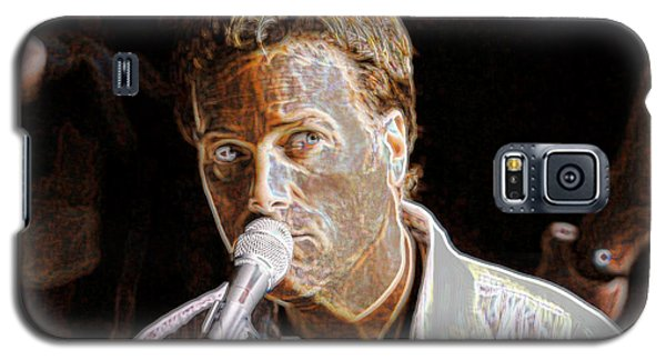 Galaxy S5 Case featuring the photograph Michael W. Smith by Don Olea