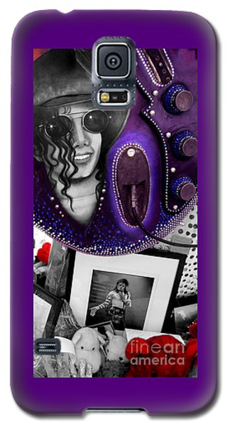 Michael's Memorial Galaxy S5 Case