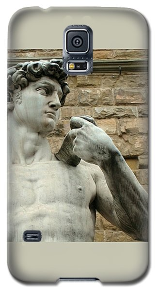 Michelangelo's David 1 Galaxy S5 Case