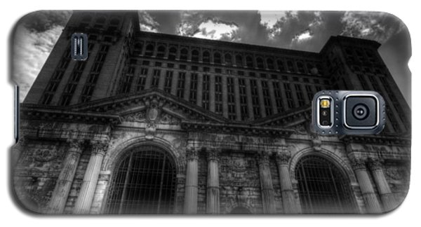 Michigan Central Station Highrise Galaxy S5 Case