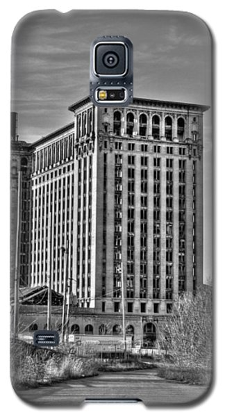 Michigan Central Station Galaxy S5 Case