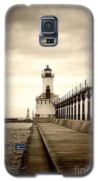 Michigan City Lighthouse Galaxy S5 Case