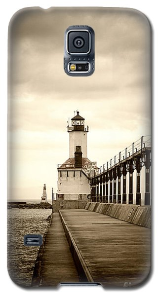 Michigan City Lighthouse Galaxy S5 Case