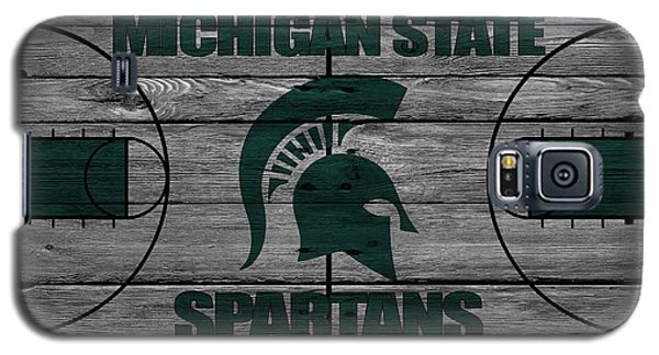 Michigan State Spartans Galaxy S5 Case by Joe Hamilton