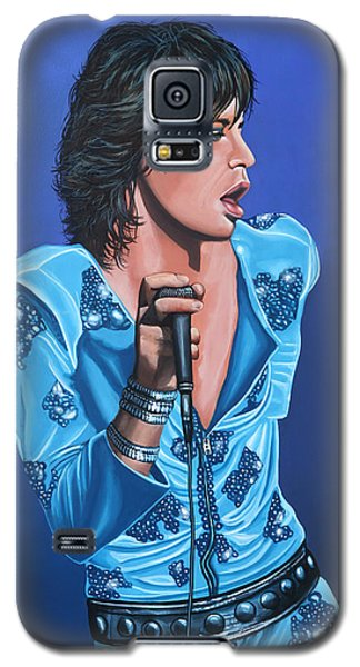 Mick Jagger Galaxy S5 Case
