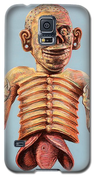 Mictlantecuhtli The Aztec God Of The Dead Galaxy S5 Case
