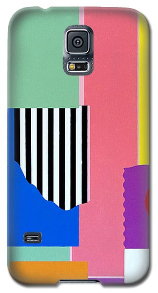 Mid Century Compromise Galaxy S5 Case