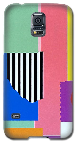 Mid Century Compromise Galaxy S5 Case by Thomas Gronowski