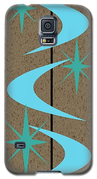 Mid Century Modern Shapes 2 Galaxy S5 Case