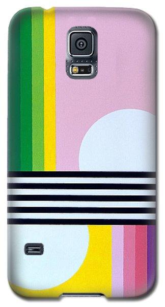Mid Century Resolution Galaxy S5 Case by Thomas Gronowski
