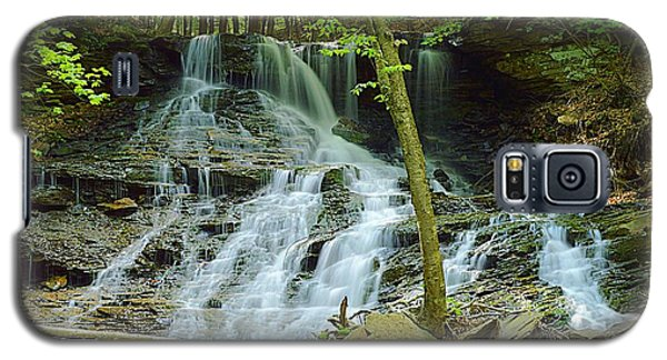 Middle Branch Falls Lower Tier #1 Galaxy S5 Case