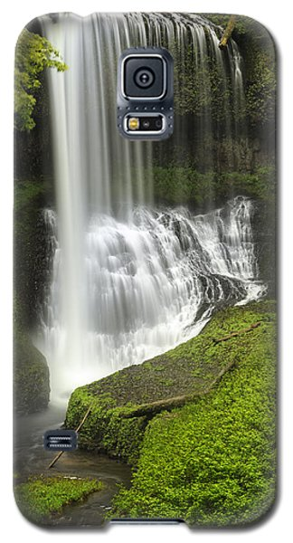 Middle North Falls Galaxy S5 Case